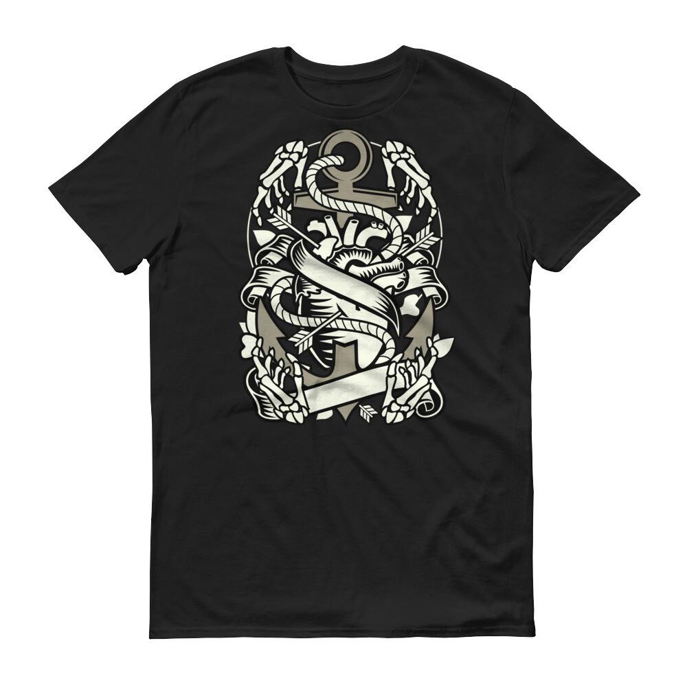Heart and anchor Short-Sleeve T-Shirt
