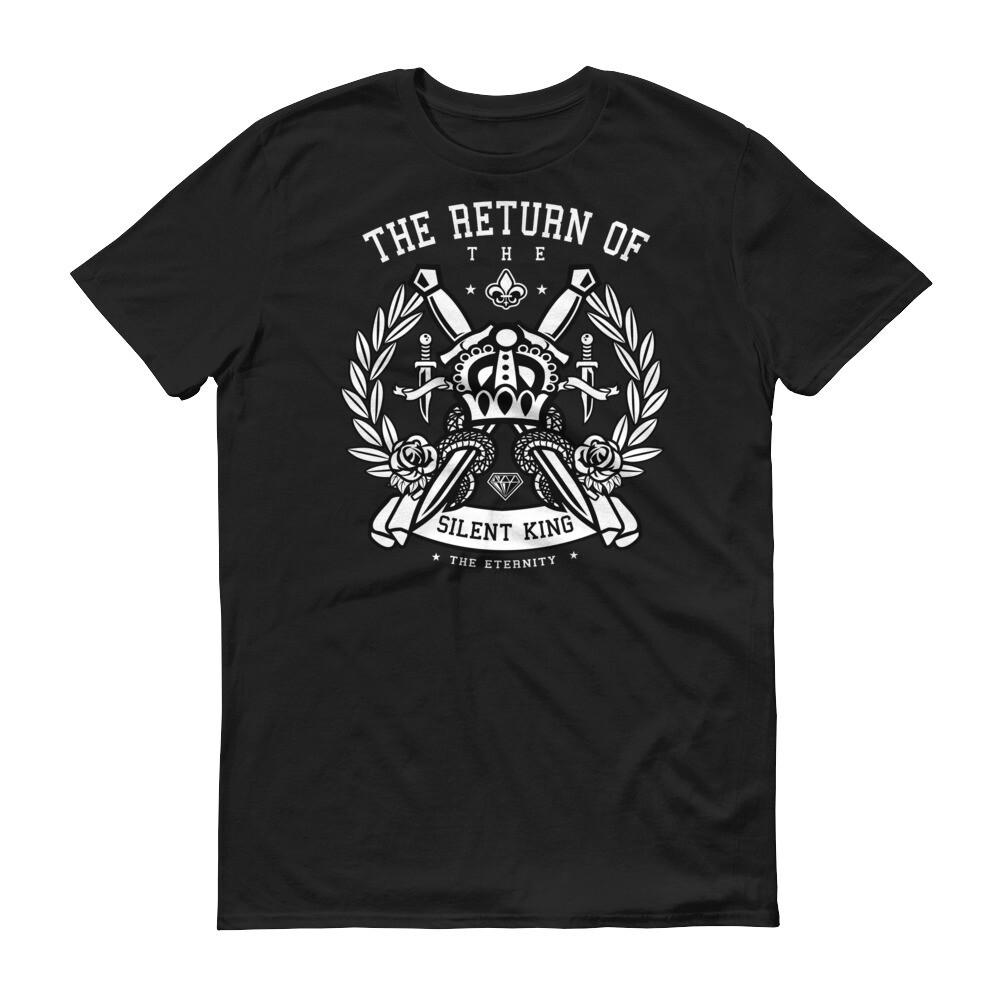 The return of silent king sword Short-Sleeve T-Shirt