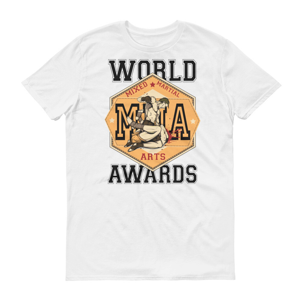 WOrld MMA awards Short-Sleeve T-Shirt