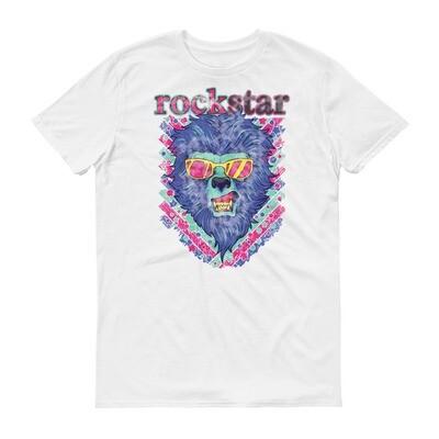 Rockstar monster Short-Sleeve T-Shirt