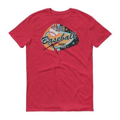 Junior high school baseball Short-Sleeve T-Shirt