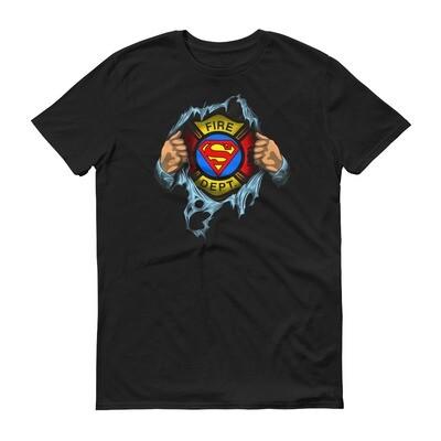 Super firefighter Short-Sleeve T-Shirt