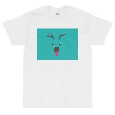 Deer monster Short Sleeve T-Shirt