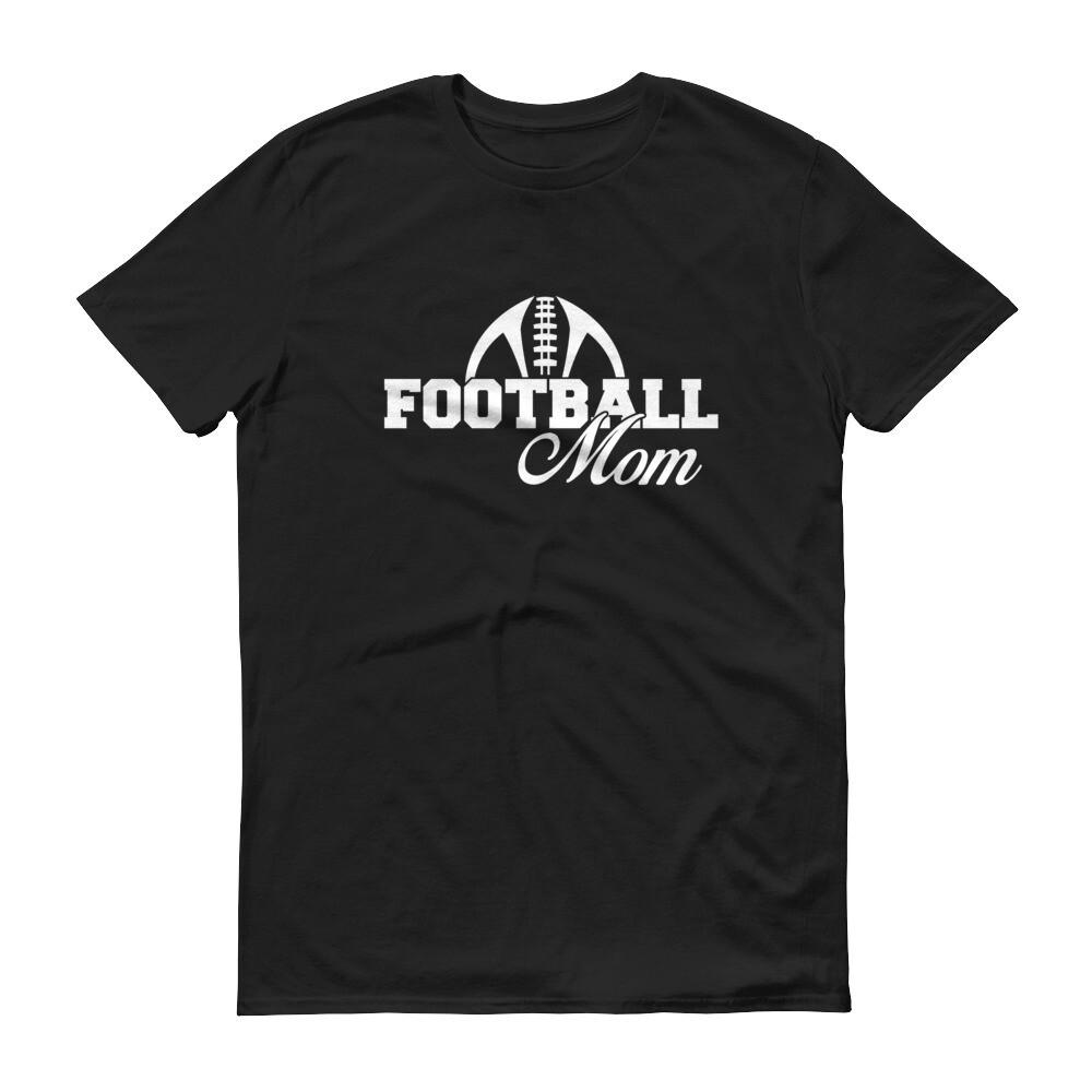 Football mom Short-Sleeve T-Shirt