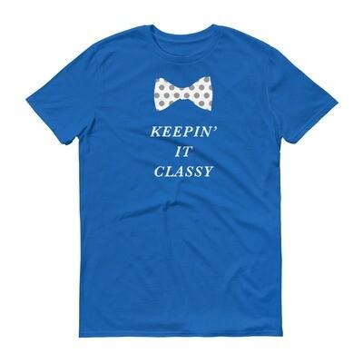 Keeping it classy Short-Sleeve T-Shirt
