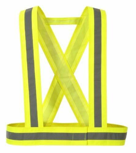 Clothing - Accesories - Hi-Vis Strap (PORTWEST)