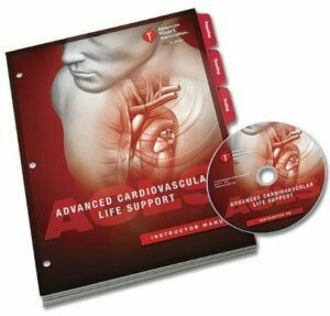 Advanced Cardiovascular Life Support (ACLS) Instructor Manual (15-1003)