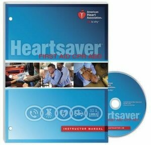 AHA Heartsaver First Aid CPR AED Instructor Manual