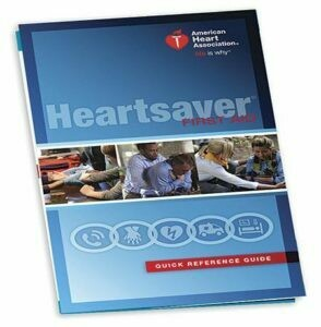 AHA Heartsaver® First Aid CPR AED Book