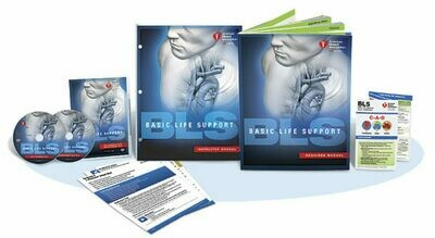 Basic Life Support (BLS) Instructor Package (15-1077)