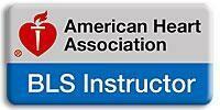 BLS Instructor Lapel Pin