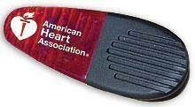 American Heart Association Red Travel Mug