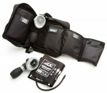 ADC Blood Pressure Cuff System 3 Multi Cuff Navy 731N