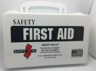First Aid Kit - 10PW - ANSI General Purpose - Certified (202-012)