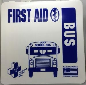 First Aid Kit - 24PW School Bus - Certified (203-099)