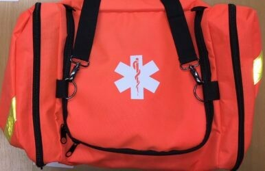 First Aid Kit- First Responder Kit with Supplies 1020S02
