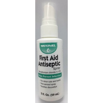 Antiseptic BZK Spray - Non-Aerosol 2 oz - Certified (512-043)
