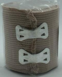 Elastic Bandage - w/ Clips - Certified - Multiple Sizes