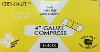 Gauze Bandage Compress - 4