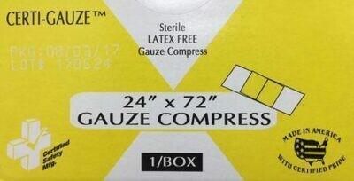 Gauze Compress- 24