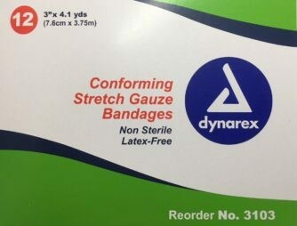 Gauze Non Sterile Conforming Bandage 3