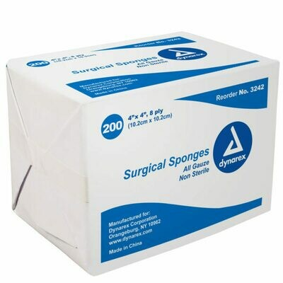 Surgical Sponges -  4
