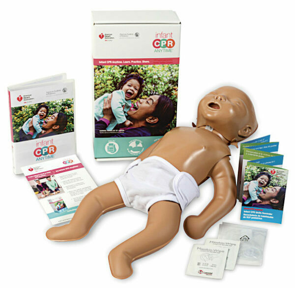 AHA Infant CPR Anytime 2017 (15-1013)