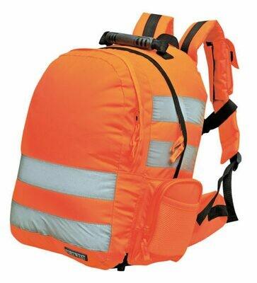 Bags - Quick Release Hi-Vis Rucksack (PORTWEST)