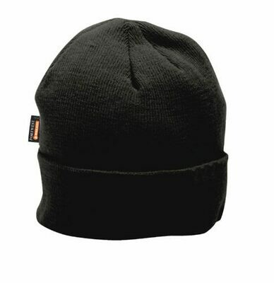 Clothing - Hats - Insulated Knit Cap Insulatex Lined (PORTWEST)