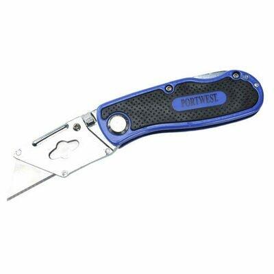 Utility Knife - Portwest Folding Utility Knife