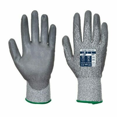 Clothing - Gloves - LR Cut PU Palm Glove (PORTWEST)