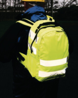 Bags - Hi-Vis Rucksack (PORTWEST)