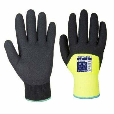 Clothing - Gloves - Artic Winter Glove - Nitrile Sandy (PORTWEST)