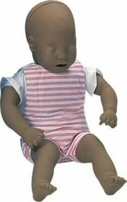 Laerdal Baby Anne® CPR Training Manikin (Dark Skin)(050002)