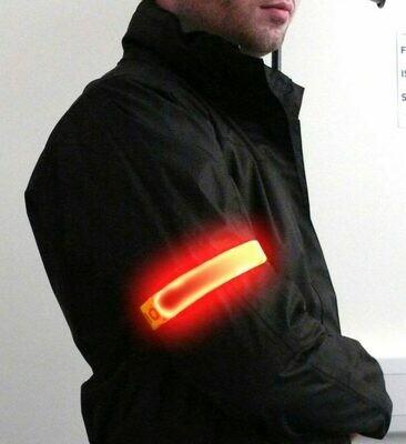 Illuminated Flashing Armband (PORTWEST)