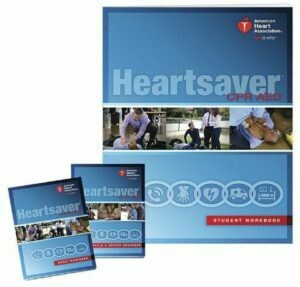 AHA Heartsaver® CPR AED Student Workbook (15-1020)