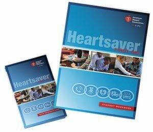 AHA Heartsaver® First Aid Student Workbook (15-1021)
