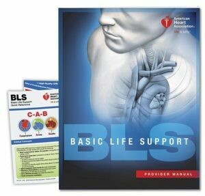 Basic Life Support (BLS) Provider Manual (15-1010)