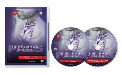 Pediatric Advanced Life Support (PALS) DVD Set  (15-1051)