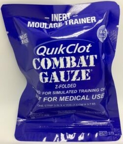 Quik Clot Mouage Trainer Z Foleded