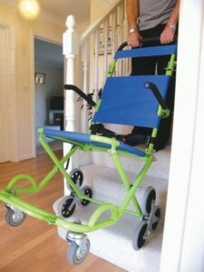 3 Wheel Transport Chair from Evacusafe