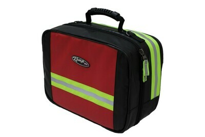 Kemp USA Large Responder Bag with Medication Pouch