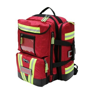 Kemp USA Premium Red Line Ultimate EMS Backpack