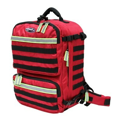 Kemp USA Premium Red Rescue and Tactical Bag