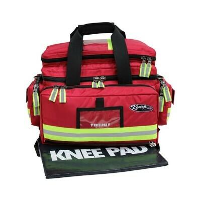 Kemp USA Red Premium Professional Trauma Bag