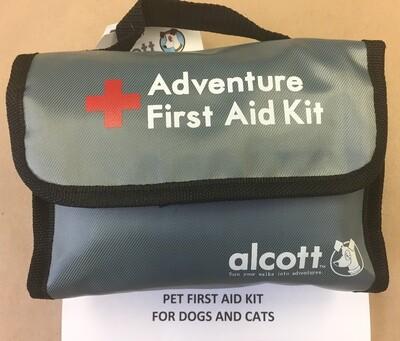 Pet Adventure First Aid Kit