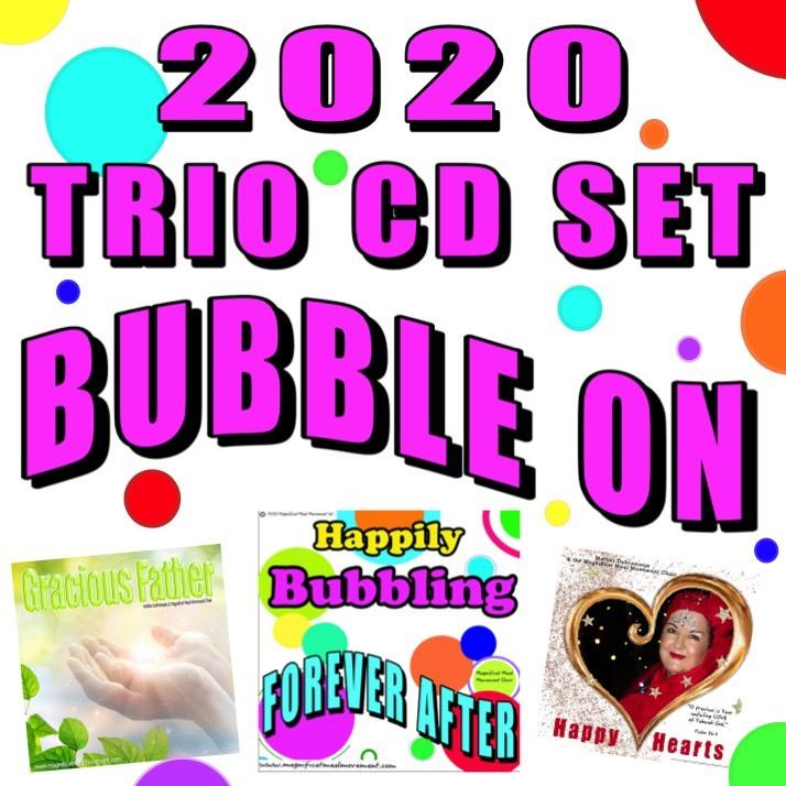 Happy Bubbling Trio Set 10431