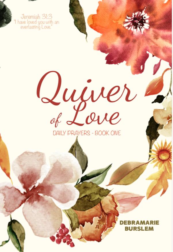 Quiver of Love Prayer Book & Festival Sabbath Prayers Set PB-QOL