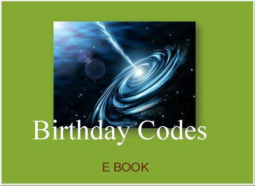 Birthday Codes Ebook EB137