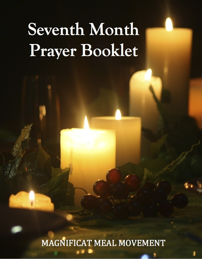 Seventh Month Prayer Booklet EB250